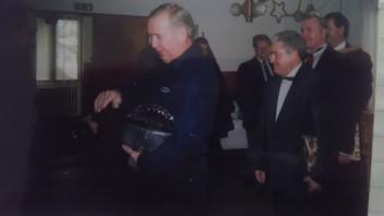 Spomienka na 50 - tku 15.2.1954 - 15.2.2004 M. Morava