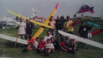 Majstrovstvá Európy Osijek - CRO 17 - 23.7.2005